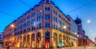 Citybox Oslo - Oslo - Byggnad