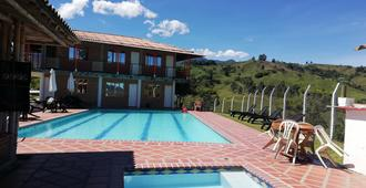 La Fragata Src - Santa Rosa de Cabal - Pool