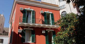 Hotel Pisa - Rome - Building