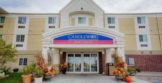 Candlewood Suites Fargo-N. Dakota State Univ. - Fargo - Rakennus
