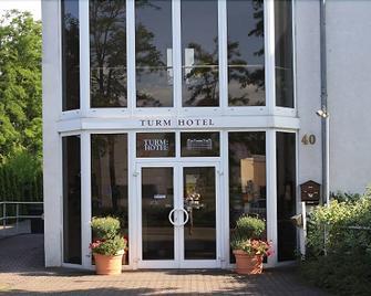 Turm Hotel Hanau - Hanau - Gebouw