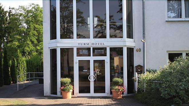 Turm Hotel Hanau - Hanau - Building