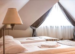 Hotel Promenada - Ostróda - Κρεβατοκάμαρα