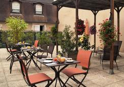Best Western Poitiers Centre Le Grand Hotel - Poitiers - Ravintola