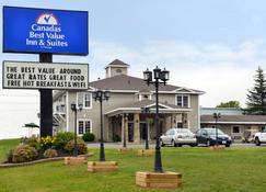 Canadas Best Value Inn & Suites Charlottetown - Charlottetown (Prince Edward Island) - Toà nhà