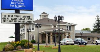 Canadas Best Value Inn & Suites Charlottetown - Charlottetown (Prince Edward Island) - Building