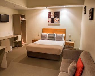 Burkes Hotel Motel - Yarrawonga - Ložnice