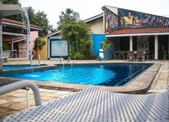 Hotel Pousada do Buriti - Barreirinhas - Piscina
