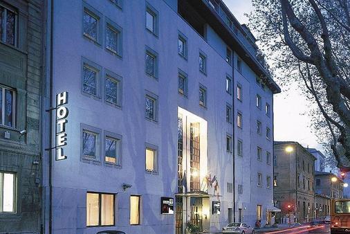 Hotel Buonconsiglio - Trento - Rakennus