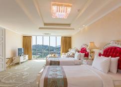 The Grand Kandyan - Kandy - Bedroom