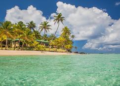 Yemaya Island Hideaway Hotel - Little Corn Island - Gebäude
