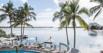Noosa Pacific Resort - Noosa Heads - Θέα στην ύπαιθρο