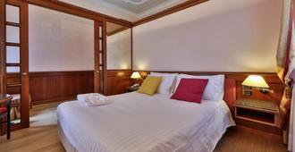 Best Western Hotel Moderno Verdi - Genoa - Bedroom