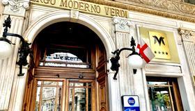 Best Western Hotel Moderno Verdi - Γένοβα - Θέα στην ύπαιθρο
