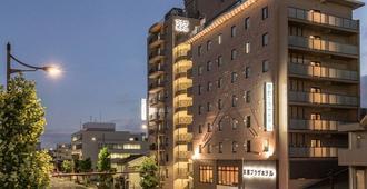 Kyoto Plaza Hotel Annex - Киото - Здание