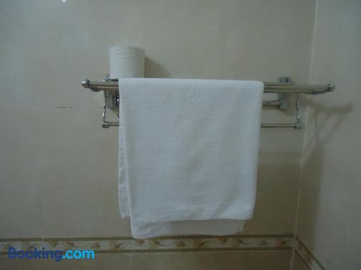 Truong Xuan Resort - Hà Giang - Bathroom