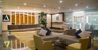 Ambassador Transit Hotel Terminal 2 - Singapore - לובי