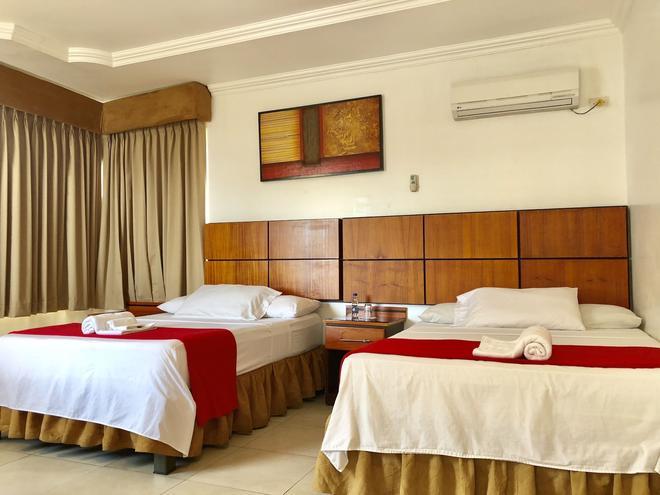 Suites Guayaquil - Guayaquil - Bedroom