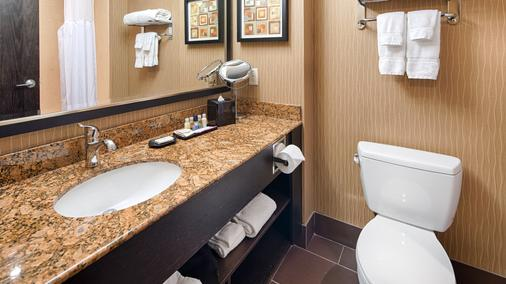 Best Western Premier Freeport Inn Calgary Airport - Calgary - Bathroom