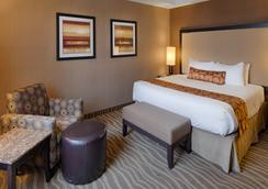 Best Western Premier Freeport Inn Calgary Airport - Calgary - Bedroom