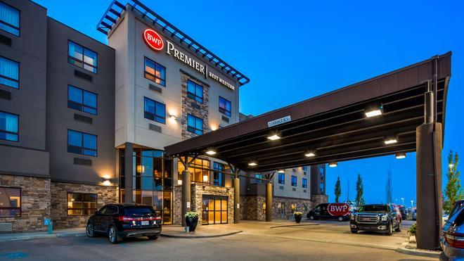 最佳西方精品及套房自由港酒店 - 卡加立 - 卡爾加里 - 建築