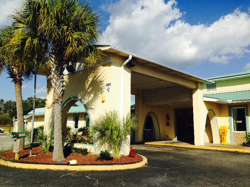 Garden Inn and Suites - Pensacola - Toà nhà