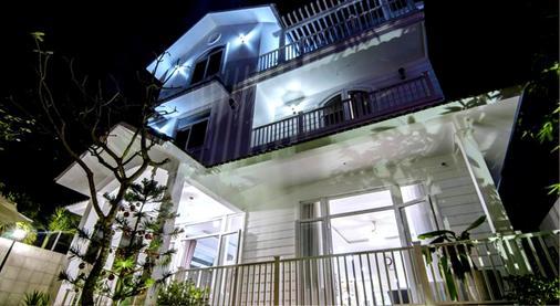 素馨花精品飯店 - 峴港 - 建築