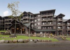 Hampton Inn & Suites- Lake Placid, NY - Lake Placid - Toà nhà
