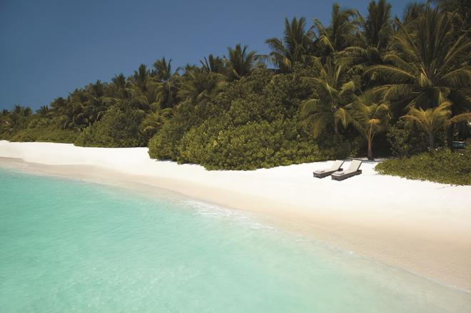 Shangri-La's Villingili Resort & Spa - Addu City - Beach