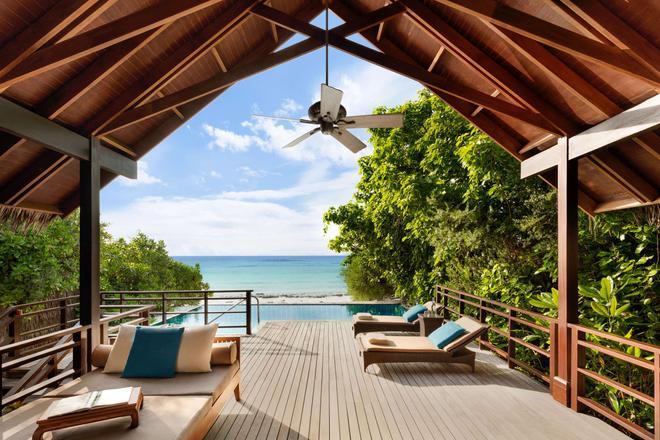 Shangri-La's Villingili Resort & Spa - Addu City - Balcony
