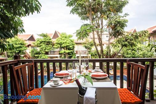 Mane Village Suites - Siem Reap - Μπαλκόνι
