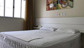 蒙特雷酒店 - 薩爾瓦多 - 薩爾瓦多 - 臥室