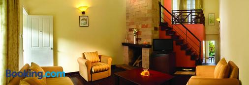 The Siena Village - Munnar - Living room