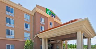 Holiday Inn Express & Suites Saint Augustine North - St. Augustine - Gebäude