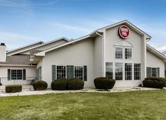Econo Lodge Inn and Suites - Dickson - Rakennus