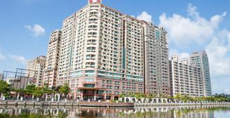 Wei-Yat Grand Hotel - Thành phố Đài Nam - Toà nhà