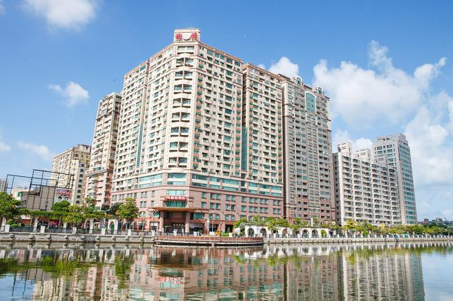 Wei-Yat Grand Hotel - Tainan - Building