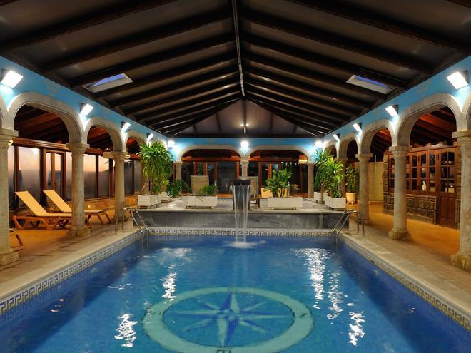 El Nogal Hotel Boutique & Spa - Arona - Πισίνα