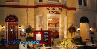 The Rockside - Scarborough - Building