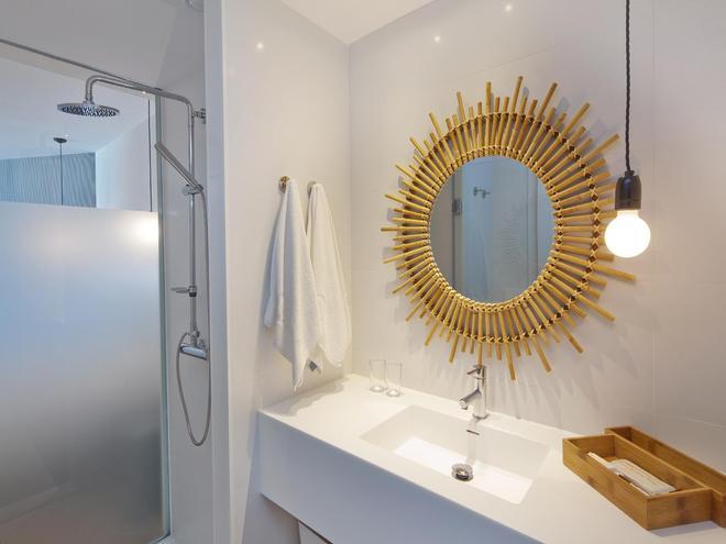 HM 嘉年華大酒店 - 帕爾馬灘 - 帕爾馬 - 浴室