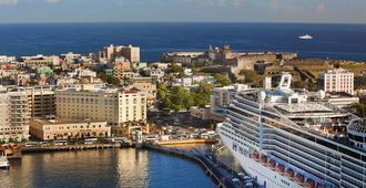 Sheraton Old San Juan Hotel - San Juan - Cảnh ngoài trời