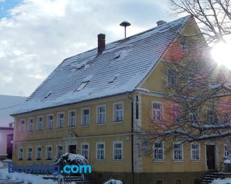 Gasthof Goldenes Rössle - Dinkelsbühl - Building