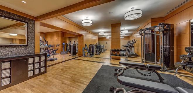 Grand America Hotel - Σολτ Λέικ Σίτι - Γυμναστήριο