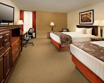 Drury Inn & Suites Columbus Dublin - Dublin - Κρεβατοκάμαρα