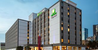 Holiday Inn Express Nashville Downtown Conf Ctr - Nashville - Gebouw