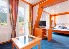Derby Swiss Quality Hotel - Grindelwald - Phòng ngủ