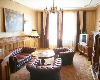 Hotel Polonia - Ostrów Wielkopolski - Living room