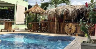 Hanuman Hostel - Manaus - Pool