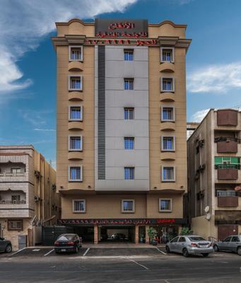 Al Itqan Apart-hotel - Jedda - Rakennus