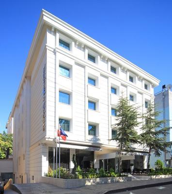 Eyuboglu Hotel - Ankara - Rakennus